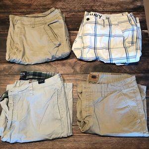 Men's Cargo Shorts Bundle